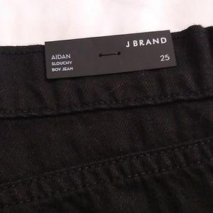 J Brand Jeans - NWT J Brand | aidan slouchy boy jean with cutouts